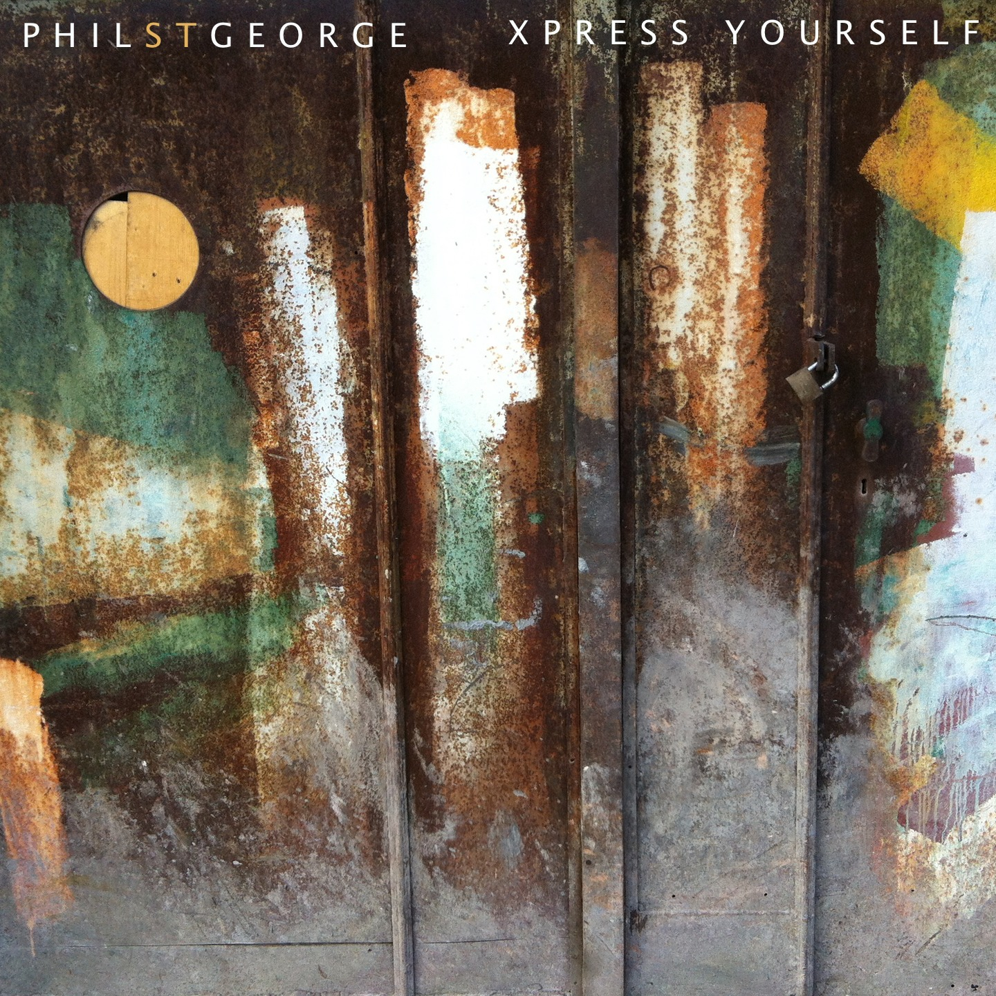 Phil St George - Xpress Yourself